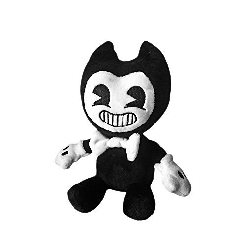 Bendy and the Ink Machine: Bendy Beanie Plush (Bendy And The Ink Machine Play Now)