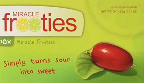 Miracle Frooties Miracle Fruit Tablets