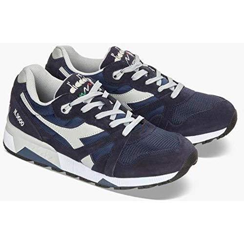 Diadora Bleu Basses Adulte Sneaker Iii Gris Mixte N9000 qxaq7gHwfZ