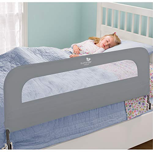 Summer Infant Extra Long Folding Single Bedrail, ()
