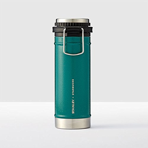 Price comparison product image Stanley + Starbucks Stainless Steel Travel Coffee Press,  16 fl oz