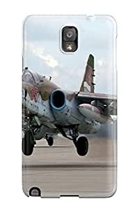 Durable Defender Case For Galaxy Note 3 Tpu Cover Jet Fighter