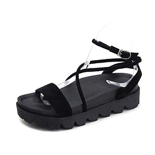 Avec Yalanshop Noir Doigts Pour Chaussures Femmes Des pais wvxHvtzrq