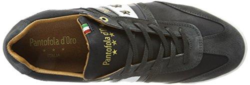 Pantofola d'Oro Imola Low, Sneaker Uomo Grigio (Dark Shadow)