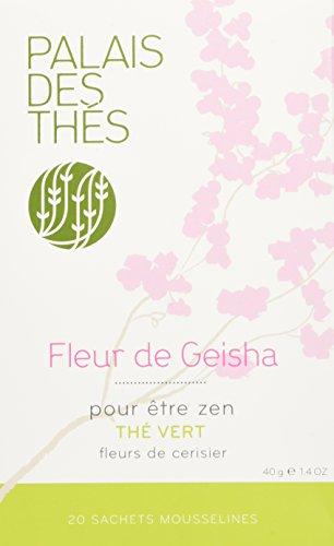 (Palais des Thes Fleur de Geisha Japanese Green Tea)