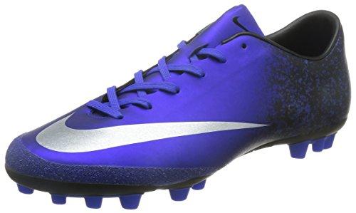 Dp Azul CR Azul Bl Slvr Hombre Bl de rcr Ryl V Botas AG bl Mercurial Nike para R fútbol Mtllc Victory PStOq7