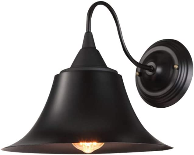 Shop Industrial Iron Wall Sconce from Amazon on Openhaus
