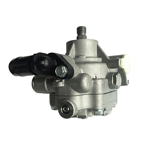 Acura Power Steering Pump - DRIVESTAR 21-5415 OE-Quality Completely New Power Steering Pump fits ONLY Acura TSX 2.4L