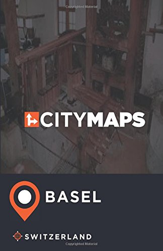 City Maps Basel Switzerland
