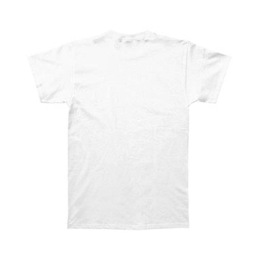 7532e7ecb75c Stab & wound Sonic Youth Men's White Goo T-Shirt White: Amazon.co.uk:  Clothing