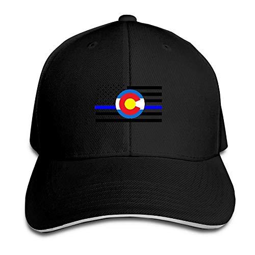 Sandwich Baseball Cap Unisex Trucker Style Hats Colorado