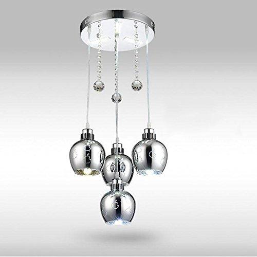 Modern Deckenlampe Moderne Einfache Led Kristall Kronleuchter