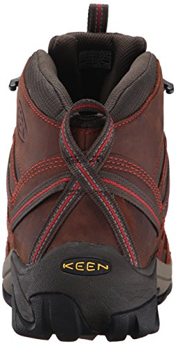 Pictures of KEEN Men's Voyageur Mid Hiking Boot Grey 9.5 M US 8