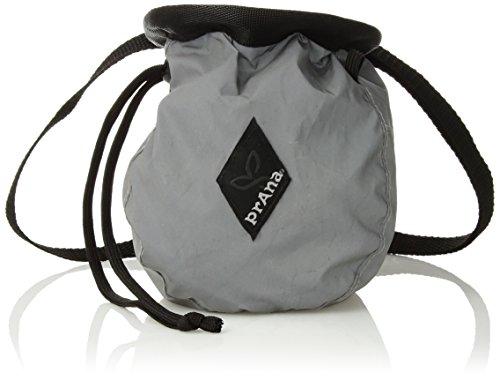 prAna Unisex Chalk Bag with Belt, Reflective, One Size (Prana Chalk Bag)