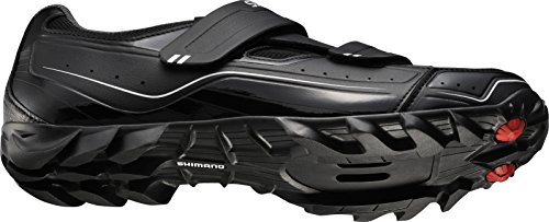 Shimano M065 SPD Shoes - Black Size 39 Black
