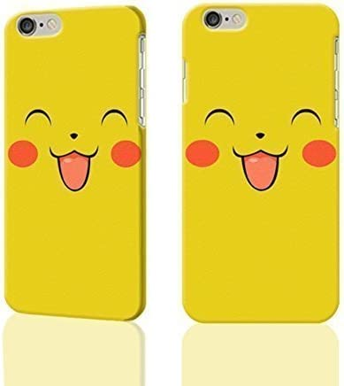 Cute And Lovely Pikachu Wallpaper 3d Rough Iphone 6 Plusd 5 5 Inches Case Skin Fashion Design Image Custom Iphone 6 Plusd 5 5 Inches Durable Iphone 6 Plusd 5 5 Hard 3d Case