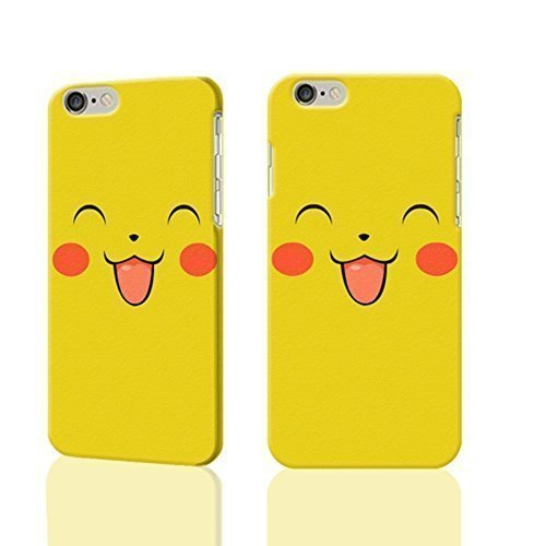 Cute And Lovely Pikachu Wallpaper 3D Rough Iphone 5 5s Inches Case Skin Fashion Design