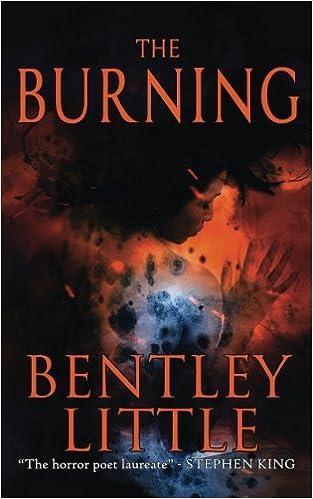 The Burning Bentley Little 9781587674723 Amazon Books