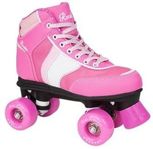 Rookie Forever Roller Skates - Pink/White