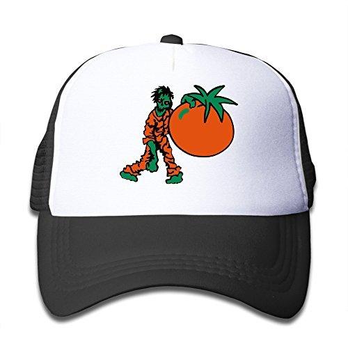 MFSH Zombie Logo Unisex Up Adjustable Truck Hat Trucker Cap,One Size Fits Most Mesh (Zombie Converse)