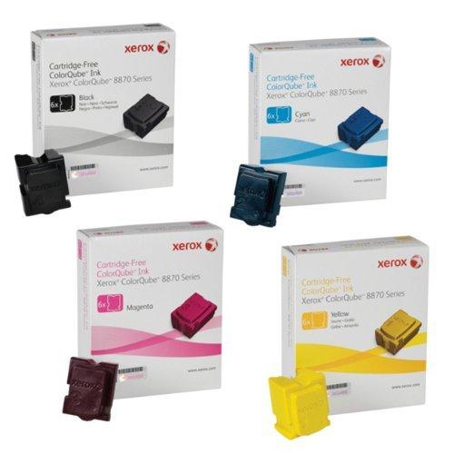 xerox color cube - 6