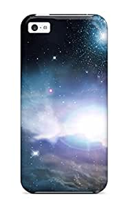 Faddish Phone Amazing Universe Case For Iphone 5c / Perfect Case Cover