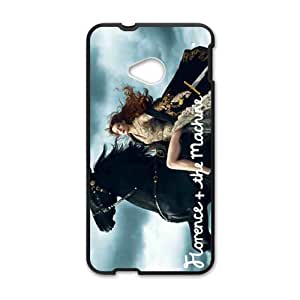QQQO florence and the machine Phone Case for HTC One M7