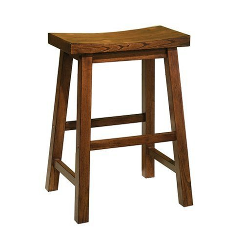 (Powell's Furniture 455-430 Counter Stool, 24