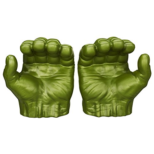 Marvel Avengers Hulk Gamma Grip Fists]()