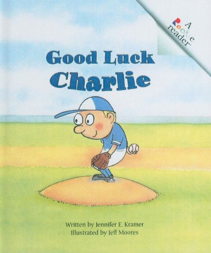 Good Luck Charlie (Rookie Readers: Level C (Pb)) by Perfection Learning