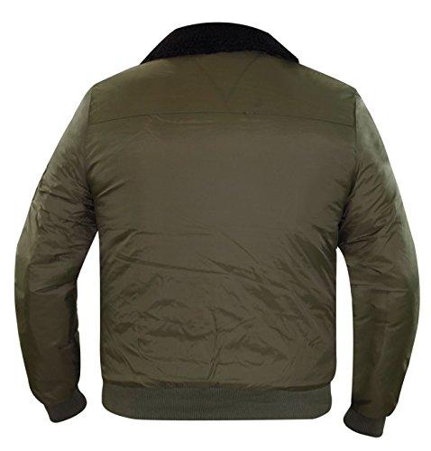 Progettista I Imbottito Trent Bomber Del Ma1 Marca Camuffamento Di Uomini Badge Nuovi khaki Cappotto Succo 7HPnHWO