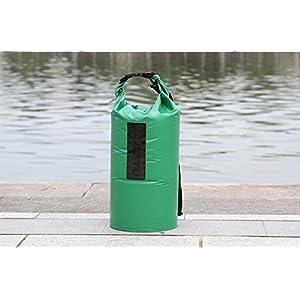 1PC Portable 40L Waterproof Bag Storage Dry Bag for Canoe Kayak Rafting Sports Outdoor Camping Travel Kit Equipment QA