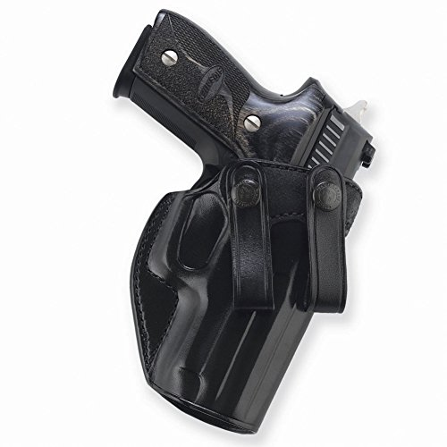 Galco Summer Comfort Inside Pant Holster for S&W L FR 686 4-Inch (Black, Right-Hand)