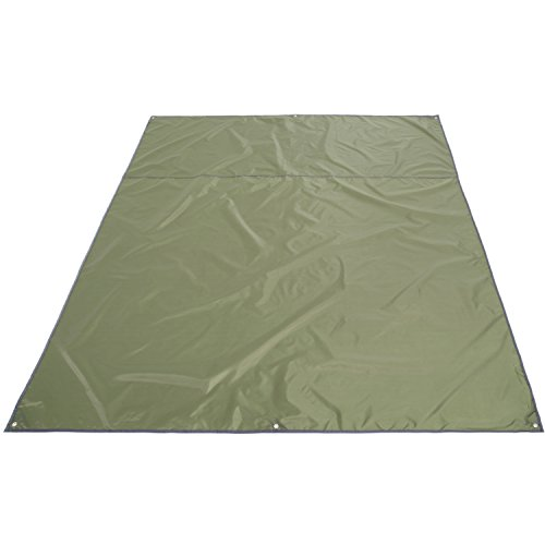 Vinqliq Outdoor Multipurpose Tent Tarp Groundsheet Footprint C&ing Shelter Blanket Canopy Cover -Thickened Oxford Fabric  sc 1 st  C&ing Companion : 7 x 7 canopy - memphite.com