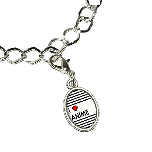 Heart Silver Plated Bracelet Antiqued