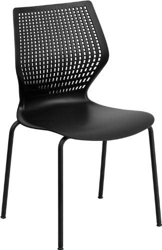 6 Interesting Plastic Chairs