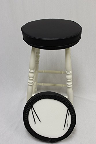 eHemco Bar Stool Cover with Foam Set of 2 (15