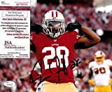 Carlos Hyde San Francisco 49Ers Jsa Signed 8 x 10 Photo - Authentic Sports Signature