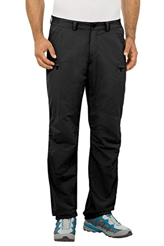 VAUDE Men's Farley Pants IV, Black, 52