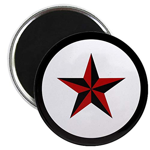 CafePress Nautical Star 2.25