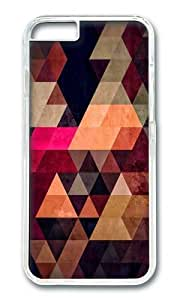 Apple Iphone 6 Case,WENJORS Awesome pyt Hard Case Protective Shell Cell Phone Cover For Apple Iphone 6 (4.7 Inch) - PC Transparent