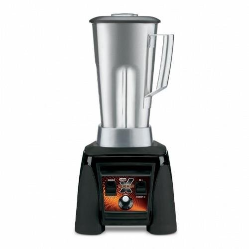 Waring Commercial MX1200XTS Xtreme Hi-Power Variable-Speed Food Blender with Stainless Steel Container, 64-Ounce by Waring