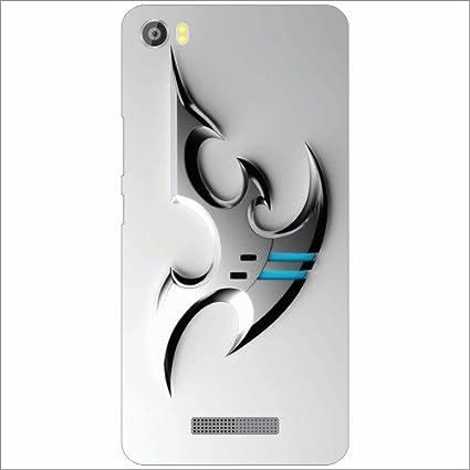 buy online d1750 de995 Lava Iris X8 Printed Hard Back Cover