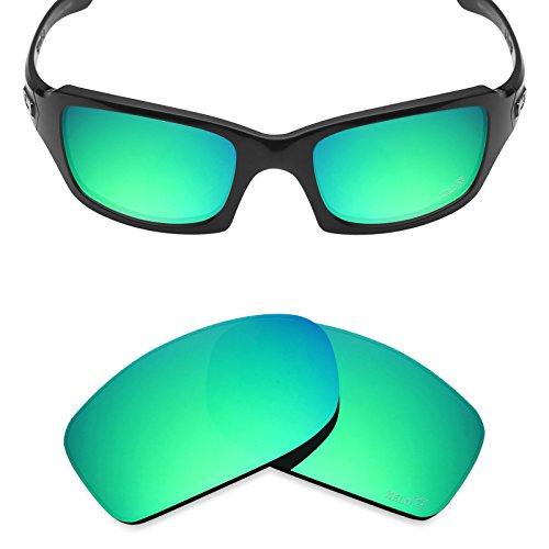 Mryok XELD Replacement Lenses for Oakley Fives Squared - Chameleon - Chameleon Sunglasses