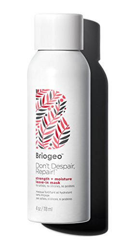Briogeo - Don't Despair, Repair! Strength + Moisture Leave-In Mask, Leave-In Conditioner for Dry, Damaged, and Brittle Hair, 4 oz