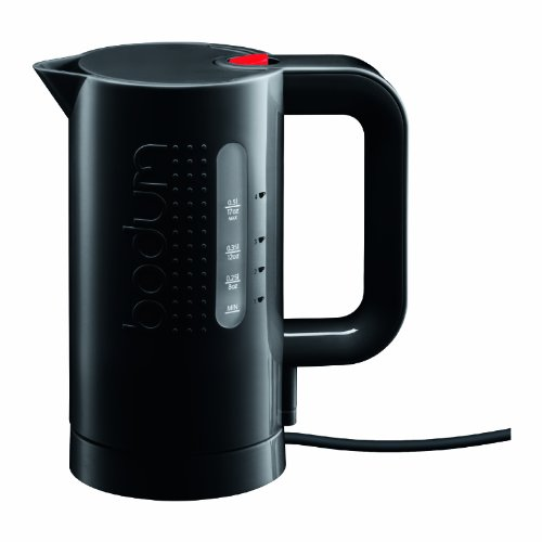Bodum Bistro 17-Ounce Mini Cordless Electric Water Kettle, - 17 Bistro Color Oz
