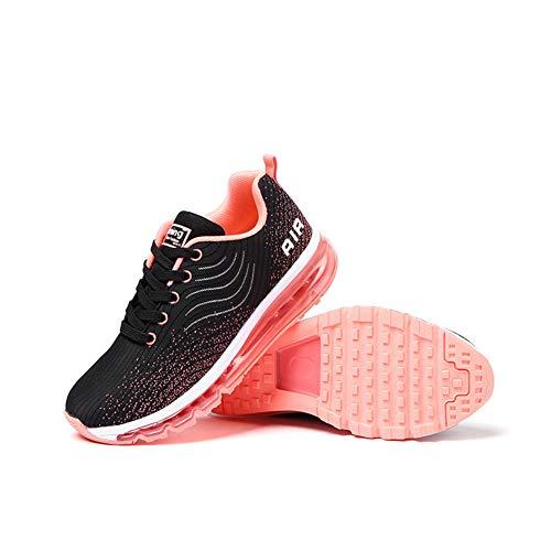 Fitness Mode 44 Sneakers Pink Homme Course Activités Chaussure Coussin Baskets De 35 D'air Sport Multisports Extérieurs Gym Femme qwUaBOP