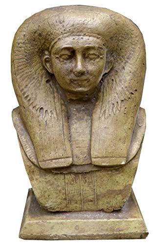 Egyptian Satdjehuty mask Bust Relief Sculpture Ancient Replica Statue www.Neo-Mfg.com 6