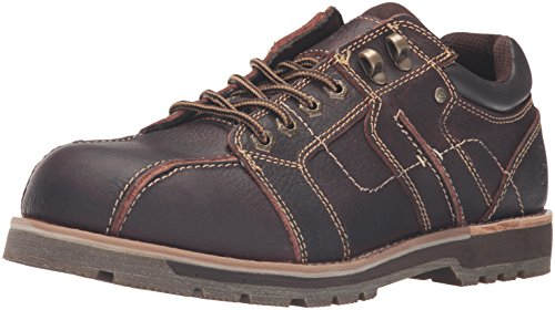 Gbx Mens Garvey Oxford Brown