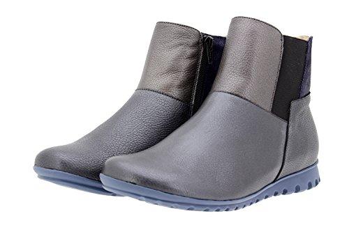 Amples Botte En Cuir Piesanto Chaussure Confort Femme Noir 9544 Confortables xw8qUA6U